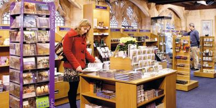 Bath Abbey Shop