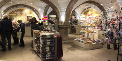 Chester Cathedral Gift Shop