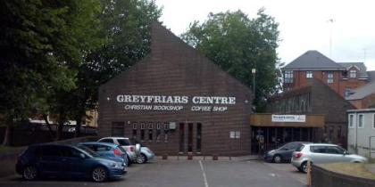 Greyfriars Christian Bookshop
