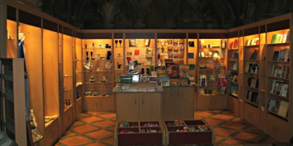 The Cathedral Shop