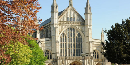 Winchester Cathedral Shop