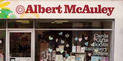 Albery Mcauley Christian Bookshop
