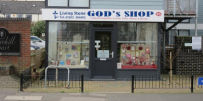 Living Stone God Shop
