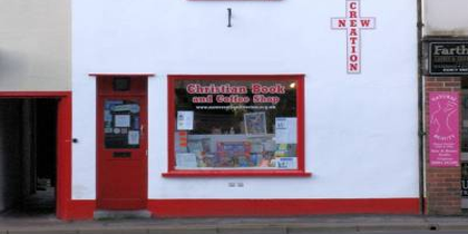 New Creation Christian Bookshop