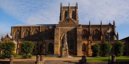 Sherborne Abbey Shop