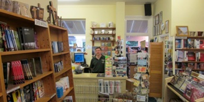 Sycamore Tree Trust Bookshop