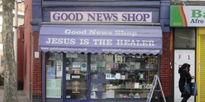 Good News Shop, Leyton