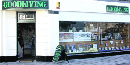Good Living Christian Bookshop