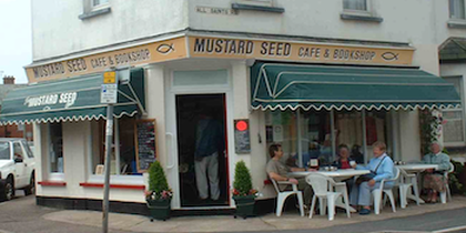 Mustard Seed Cafe & Bookshop