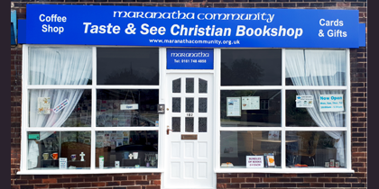 Taste And See Bookshop