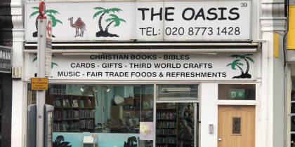 Oasis Christian Bookshop Photo
